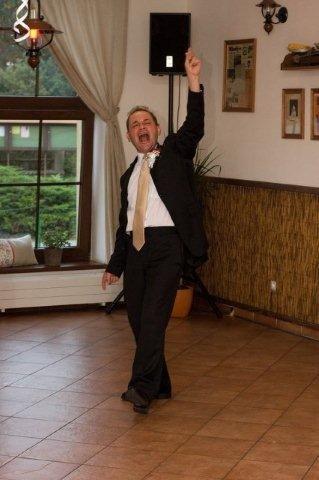 boris_stanek - A když se dobře baví otec nevěsty, je to ještě větší pocta :-)