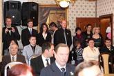 Další svatba v Park Hotelu Brno - ozvučení obřadu (živý zpěv a reprodukovaná hudba)
