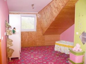 pokojík pro Elenku :)