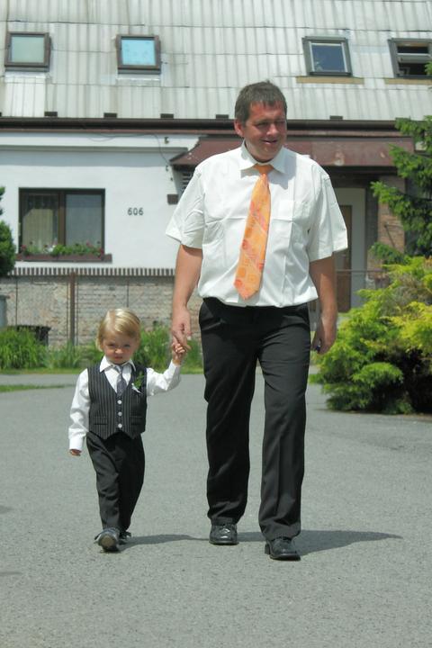 Pavla{{_AND_}}Petr - Švagr se synem
