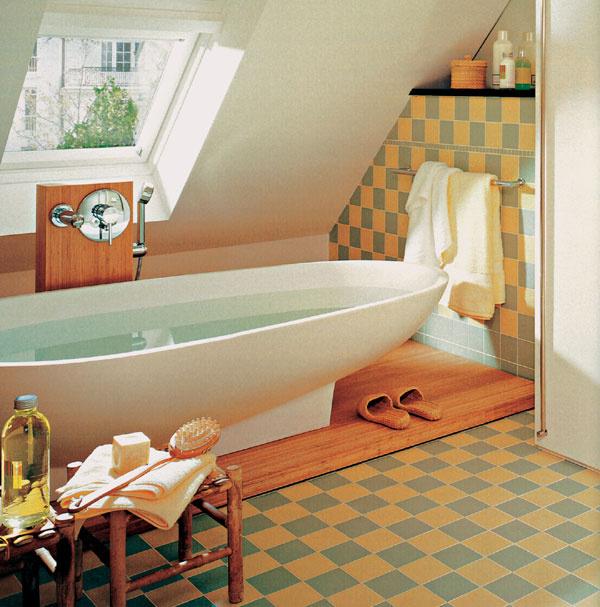 Bývanie v podkroví - Obrázok č. 59