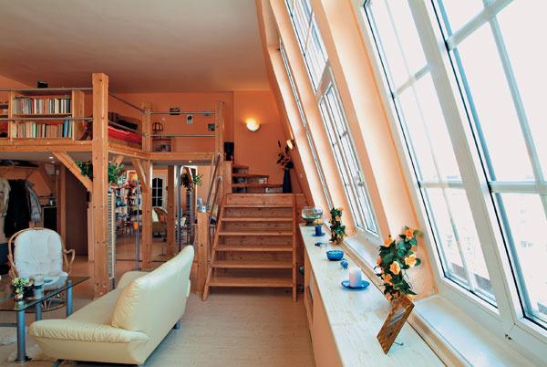 Bývanie v podkroví - Obrázok č. 62