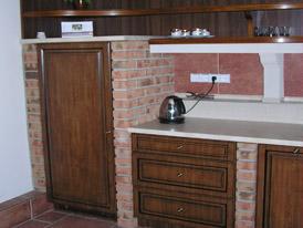 Kuchyňa z prírodných materiálov - Obrázok č. 2