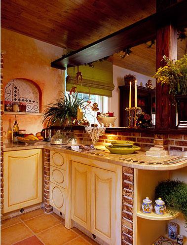 Kuchyňa z prírodných materiálov - Obrázok č. 9