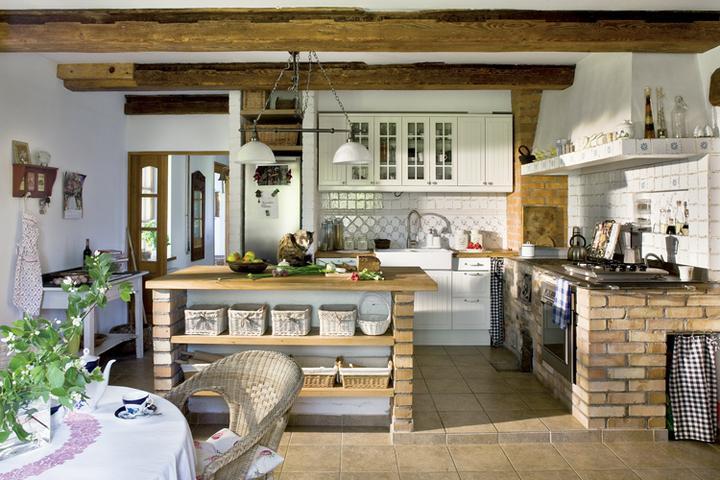 Kuchyňa z prírodných materiálov - Obrázok č. 18