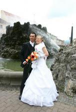 pri fontane sme mali prve rande :))