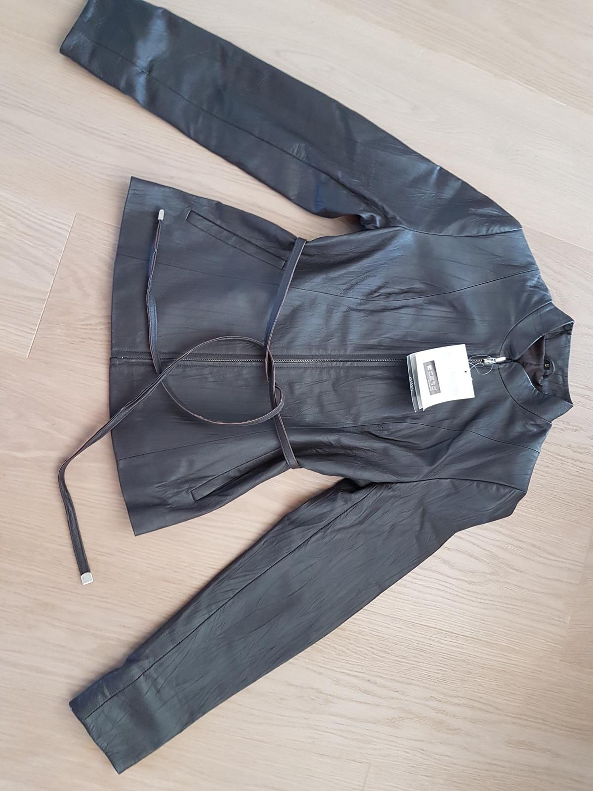 kožená bunda - Obrázok č. 2