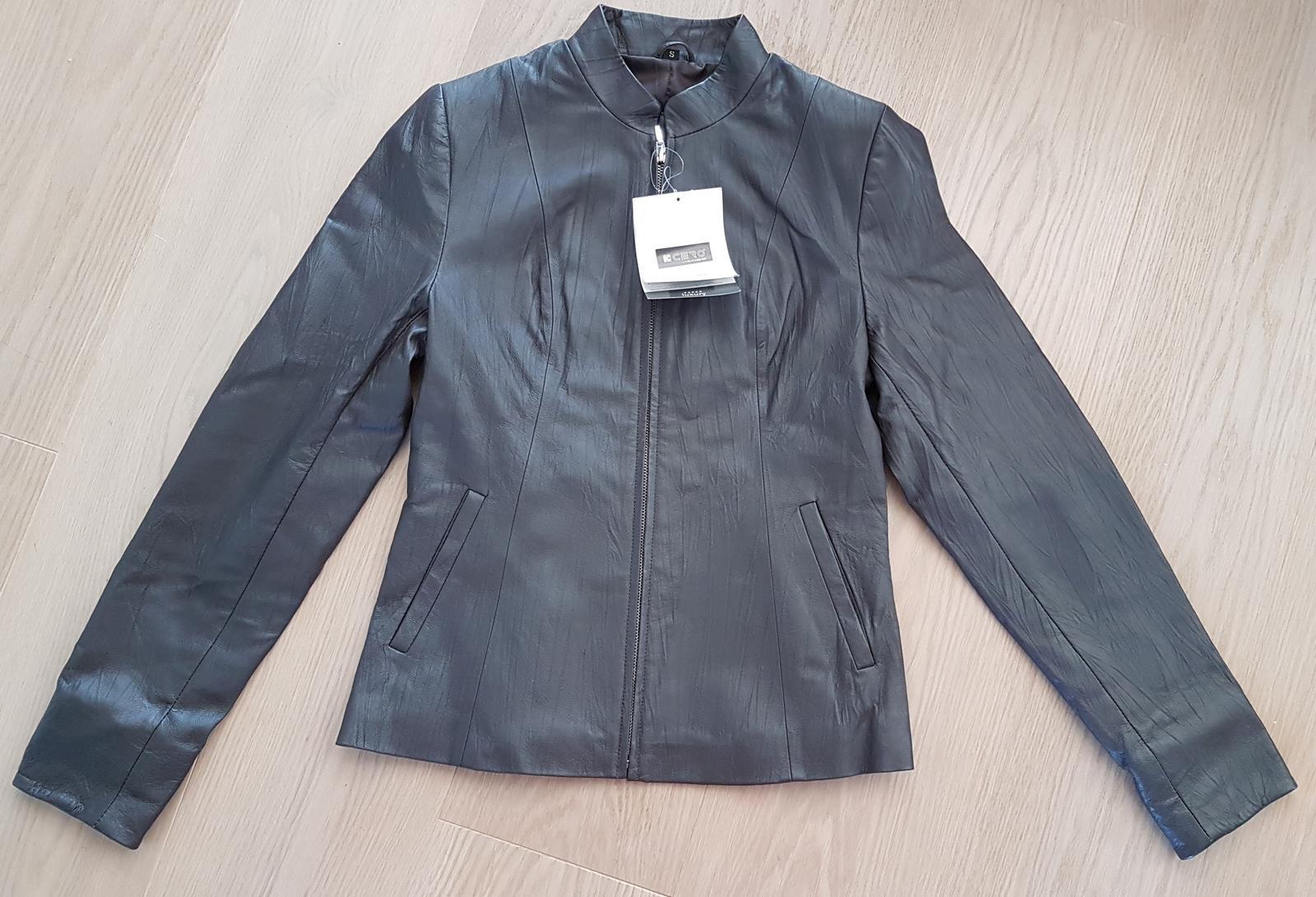 kožená bunda - Obrázok č. 1