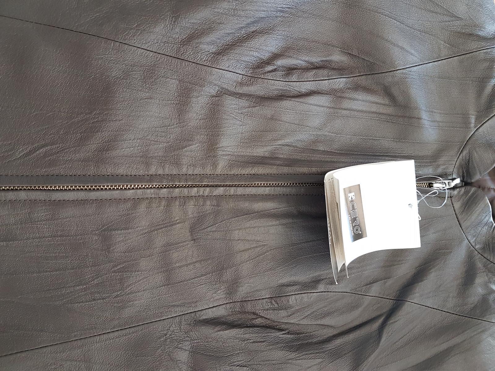 kožená bunda - Obrázok č. 3