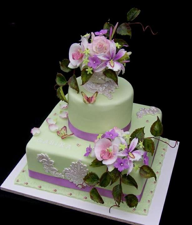 The wending cake - Obrázok č. 20