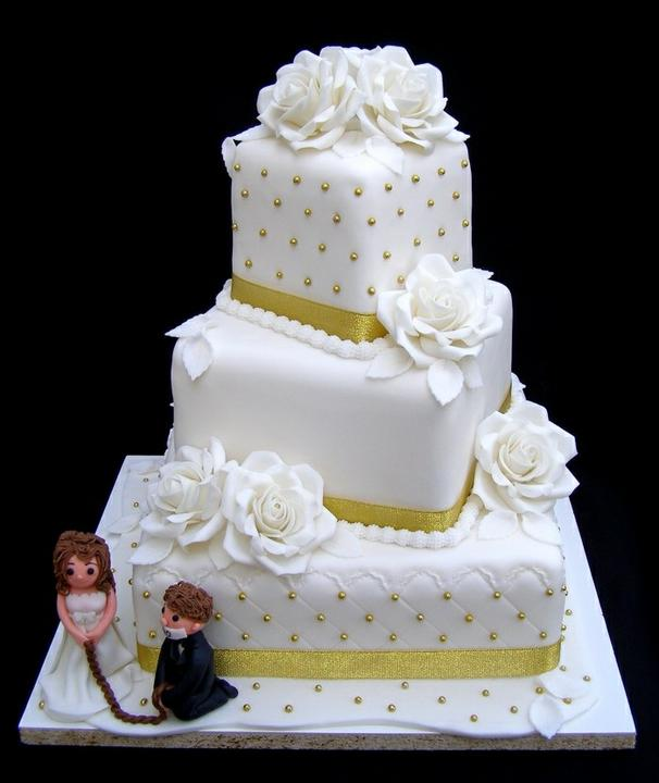 The wending cake - Obrázok č. 24