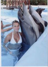sen vykoupat se s delfíny mi splnil Petko