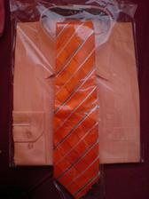 košile pro ženicha s kravatou na převlečení
