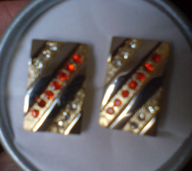 Zuzka a Petko - miláčkovo manžetové knoflíčky