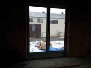 Konecne okna...