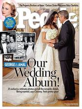 George Clooney &Amal Alamuddin