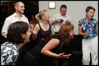 ... a tančilo