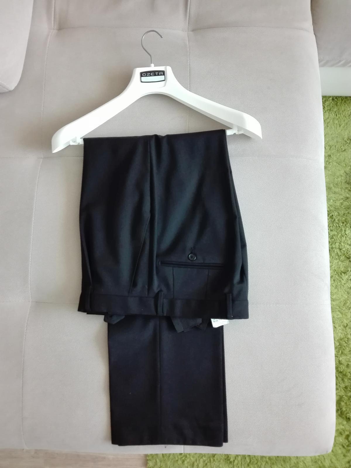 Oblekové nohavice zn. ozeta - poštovné v cene - Obrázok č. 1