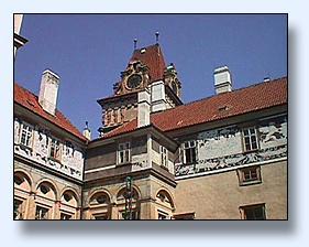 Zámek Brandýs nad Labem - další alternativa ...