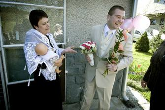 Tuto nevěstu nechtěl :-)