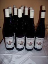 i svatební víno měly úspěch.