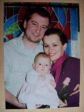 Hladilovi únor 2010 - naše Johanka se narodila 17.11.2009