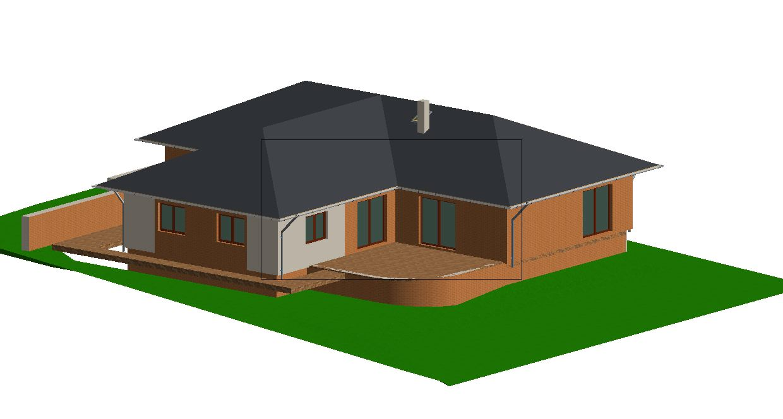 Dom Na Svahu S 15 M Prevýšením Projekty