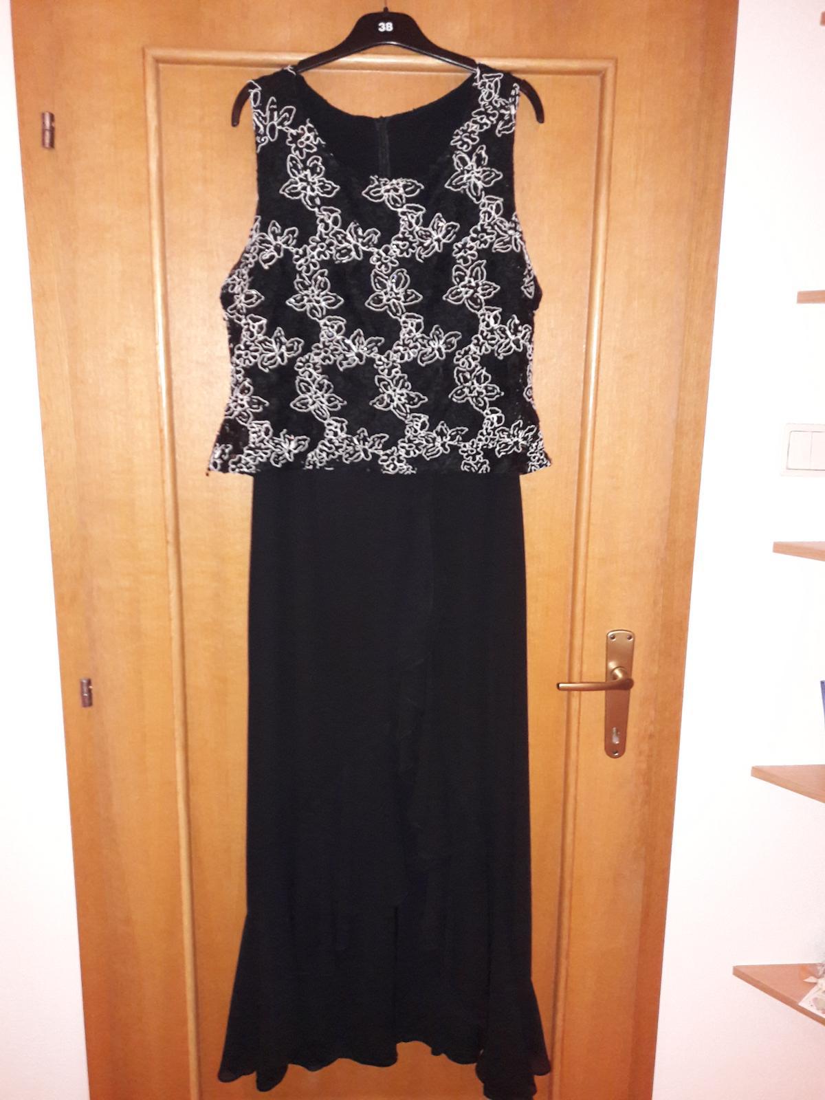 spoločenské / plesové šaty - Obrázok č. 1
