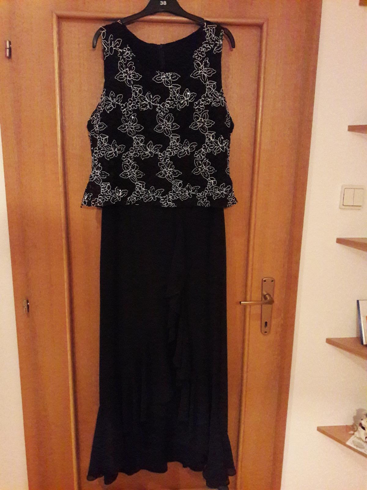 spoločenské / plesové šaty - Obrázok č. 2