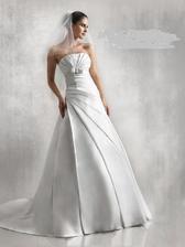 Vybrané šaty na ideální postavě