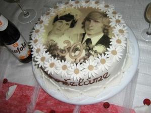 zenichovi rodicia; aj oni oslavuju tento rok 30.vyrocie:-)
