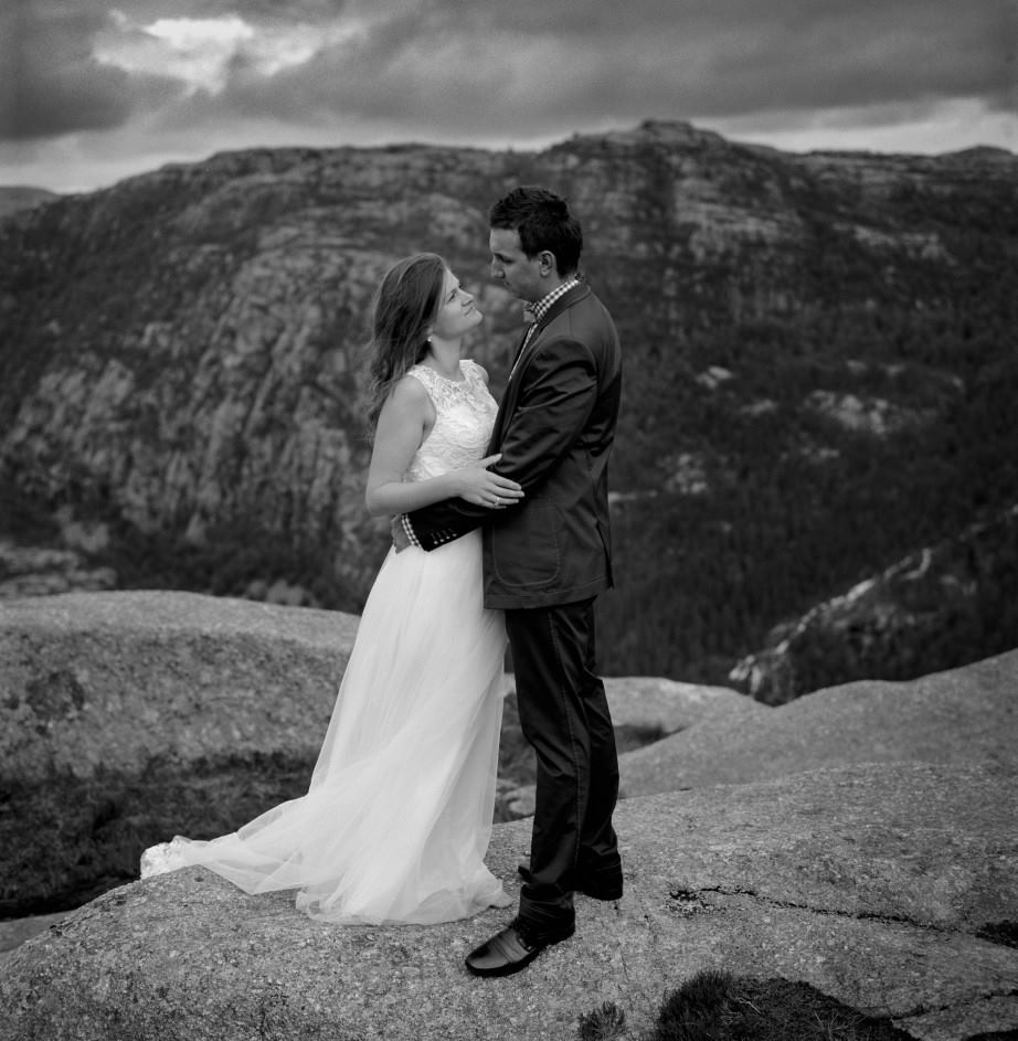 Lucia{{_AND_}}Peter - Rasťo Blaško PHOTOGRAPHY Norway Preikestolen