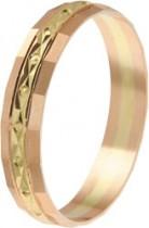 Toto je náš snubní prstýnek,akorát bude v kombinaci žluté+bílé zlato.Jdem si je vyzvednout 18.9.08.hurááá