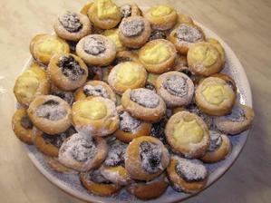 svatebních koláčků:)