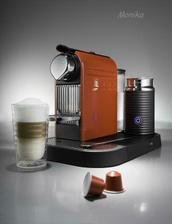 Nespresso Citiz ...Uz je doma ale v ciernom...pozor vysoko navykova kava :)