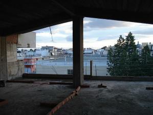 druhe poschodie...vyhlad nic moc zial zijeme v meste :(