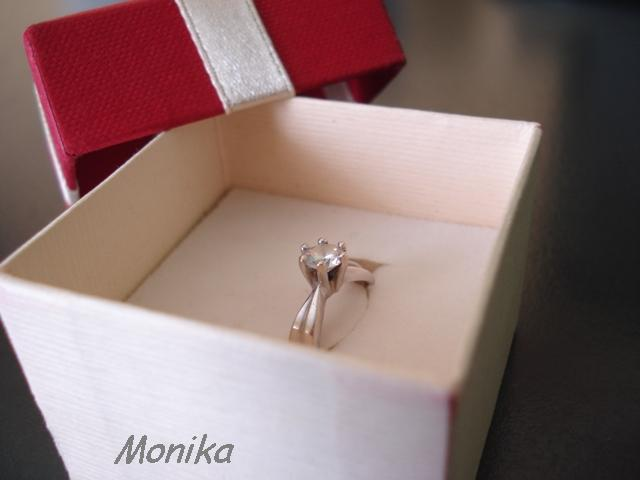Monika & George - Moj prstienok - zasnubny