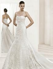 La sposa Desiree - moje vysnivane saty :)