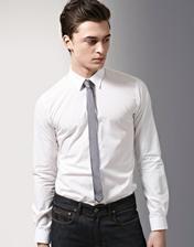 zenich si prial tenku kravatu
