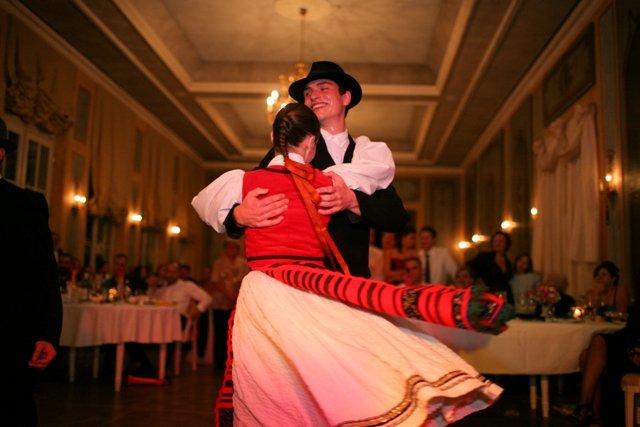 Monika & George - Greci boli nadseni kulturnou vlozkou