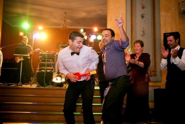 Monika & George - zabava na grecky sposob