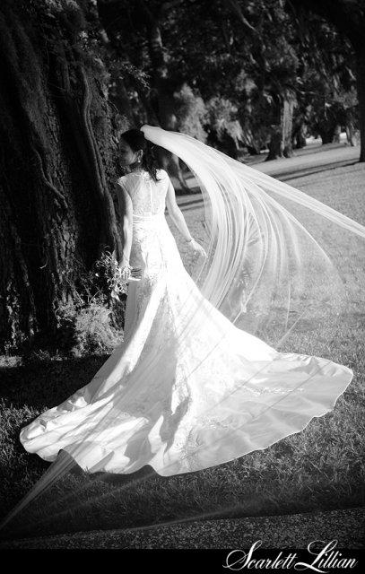 Wedding dress - tak nakoniec bude aj zavoj :)
