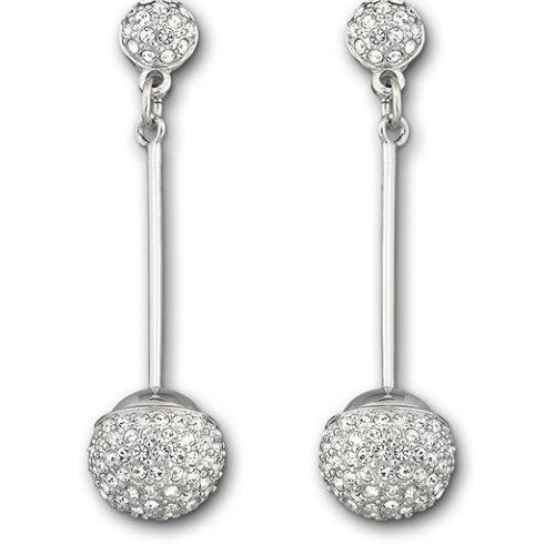 Monika & George - Dolce Pierced Earrings swarovski