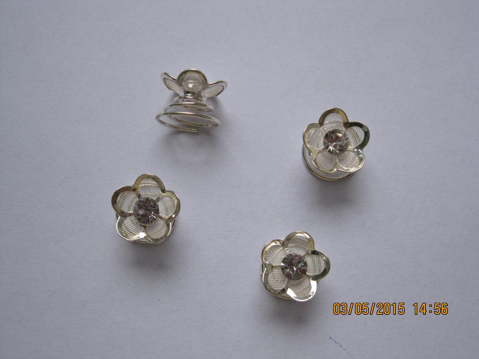Květ na spirálce - Obrázek č. 1