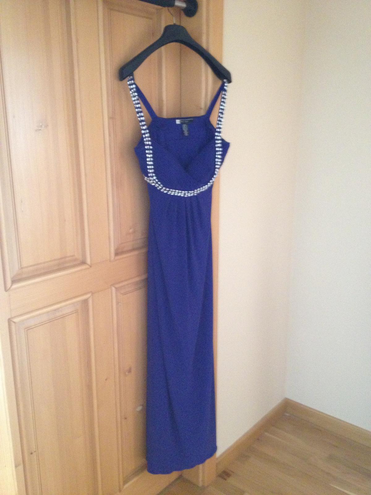 šaty so swarovskými kryštálmi  - Obrázok č. 3