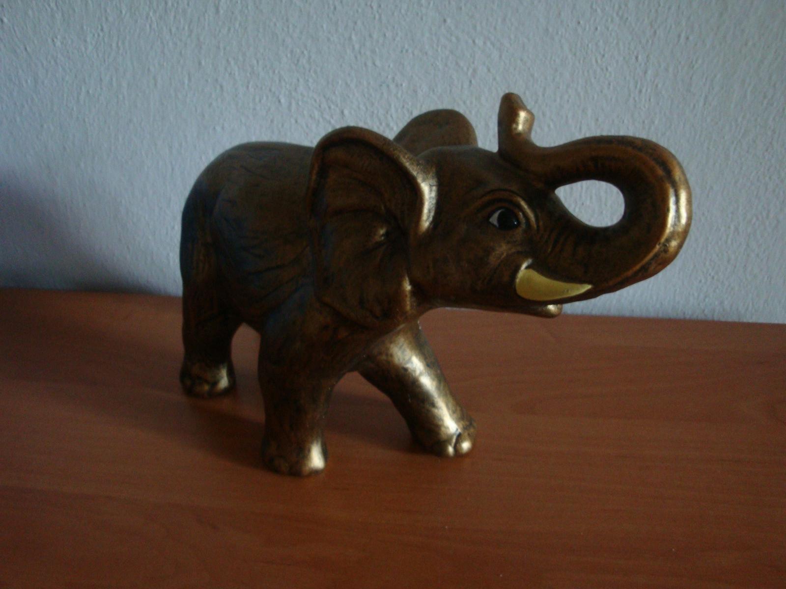 slon dekorácia - Obrázok č. 1
