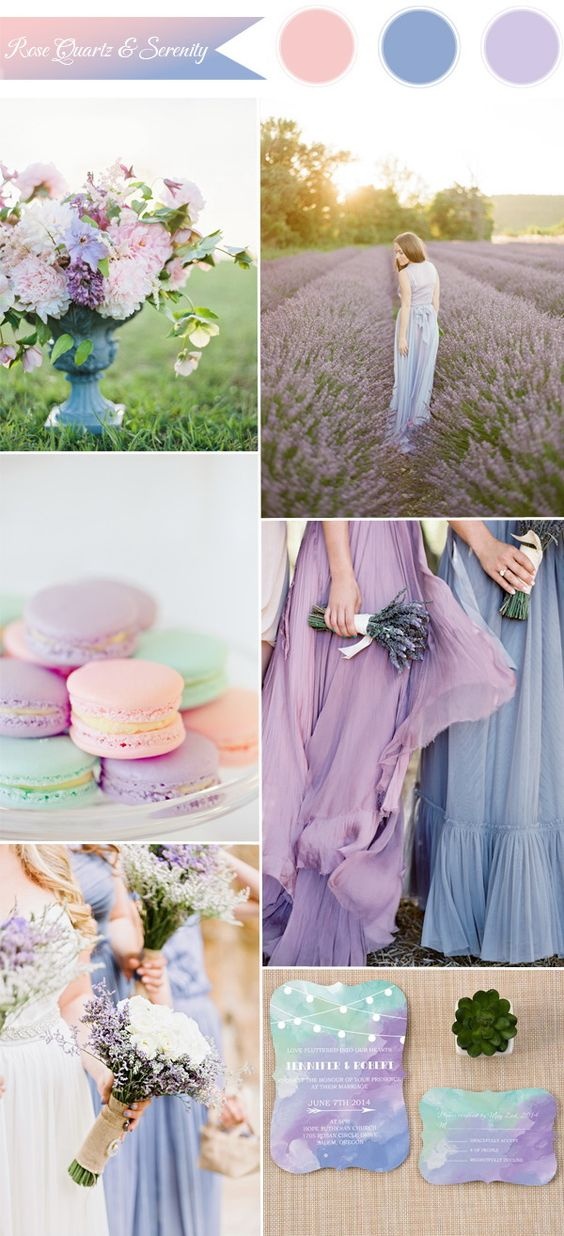 ♥ Rose Quartz - Serenity - Lilac ♥ - Obrázok č. 17