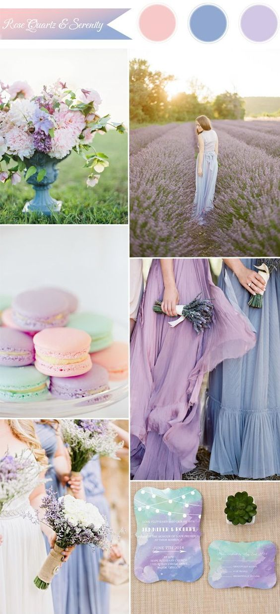♥ Rose Quartz - Serenity - Lilac ♥ - Obrázok č. 204