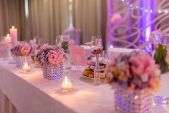 Svadobný stôl :)