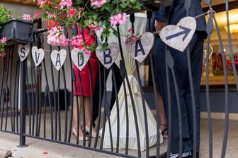 Girlanda svadba :)
